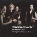 P.Vasks: String Quartets No.1-No.3