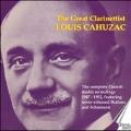 Great Clarinettist - Louis Cahuzac - Complete Danish Studio Recordings 1947-1952
