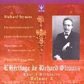 L'Heritage de Richard Strauss Vol 5 -Ein Alpensinfonien, etc