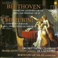 Beethoven: Overture Leonore No.1, Ah! Perfido!; Cherubini: Symphony in D Major, Vous voyez de vos fills