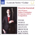 Ekachai Jearakul - 2014 Winner Guitar Foundation of American (GFA) Competition