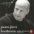 """Beethoven: Symphonies No.6 Op.68 """"Pastoral"""", No.2 Op.36 / Paavo Jarvi, Deutsche Kammerphilharmonie Bremen"""