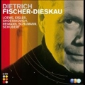 Dietrich Fischer-Dieskau -Loewe/Eisler/Shostakovich/Reimann/etc