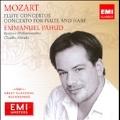 Mozart: Flute Concertos No.1, No.2, Concerto for Flute & Harp K.299