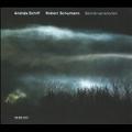 Schumann: Geistervariationen, Kinderszenen Op.15, Papillons Op.2, etc