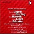 Milano Musica Festival Vol.6 - G.Ligeti, G.Kurtag, Bartok, etc