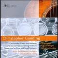 C.Gunning: Concertos for Guitar, Clarinet & Flute