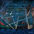 C.Chavez: Piano Concerto; Moncayo: Muros Verdes, etc