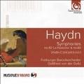 Haydn: Symphony No.49, No.80, Violin Concerto No.1