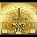 Paris 1937 - A Hommage to Trio d'Anches de Paris