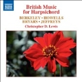 British Music for Harpsichord - Berkeley, Howells, Bryars, Jeffreys