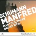 Schumann: Manfred Op.115