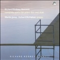 Richard Rodney Bennett: Complete Wokrs for Piano Duo and Duet Vol.2