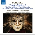 H.Purcell: Theatre Music Vol.2