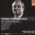 Stankovych: Music for Violin and Piano