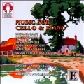 Romantics in England - Music for Cello & Piano / Joseph Spooner, Michael Jones, Kathryn Mosley