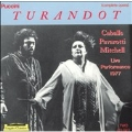 Puccini: Turandot / Chailly, Caballe, Pavarotti, Mitchell