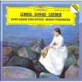 Grieg: Lieder -Haugtussa Song Cycle Op.67, Sechs Lieder Op.48, etc (1992) / Anne Sofie Von Otter(Ms), Bengt Forsberg(p)
