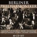 Berliner Philharmoniker / Berlin Philharmonic Orchestra, Fritz Lehmann, Erich Kleiber, Karl Bohm, etc (10-CD Wallet Box)