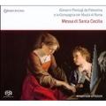 G.P.da Palestrina: Messa di Santa Cecilia -Cantantibus Organis, Missa Cantantibus Organis, Dum Aurora Finem Daret, etc   / Wilfried Rombach(cond), Ensemble Officium