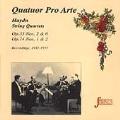 Strings - Haydn: String Quartets / Quatuor Pro Arte