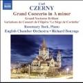 Carl Czerny: Grand Concerto in A minor, Grand Nocturne Brillant, etc