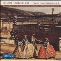Kozeluh:Piano Concertos No.1/No.4/No.5:Tomas Dratva(p)/Oliver Von Dohonanyi(cond)/Slovak Sinfonietta