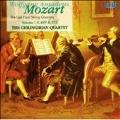 Mozart: The Last Four String Quartets Vol 1 / Chilingirian