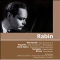 Wieniawski: Violin Concerto No.2; Paganini: Violin Concerto No.2, etc