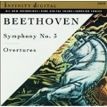 Beethoven: Symphony No 3, Overtures / Alexander Titov