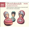 Trio - Shostakovich: Complete Concertos / Mullova, Kremer