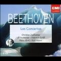 BEETHOVEN:PIANO CONCERTOS/VIOLIN CONCERTO:CHRISTIAN ZACHARIAS(p)/ETC
