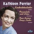 Kathleen Ferrier Sings Lieder - Mahler, Schumann, Brahms