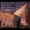 German & French Recorder Concertos