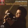 Dvorak, Smetana: Works for Violin / Itzhak Perlman