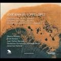J.M.Lopez-Lopez: Piano Concerto, Violin Concerto, Movimientos
