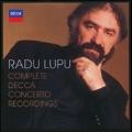 Radu Lupu - Complete Decca Concerto Recordings