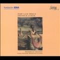 J.L.Greco: Childhood Gardens - Music for Mezzo-Soprano and String Quartet