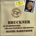 Bruckner: 10 Symphonies, Psalm, Te Deum, Helgoland