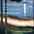 Othmar Schoeck: Notturno Op.47; Franz Schreker: Der Wind