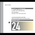 """Helmut Lachenmann: """"... Zwei Gefuhle ..."""" - Musik mit Leonardo, Schreiben - Musik fur Orchester"""