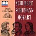Schubert, Schumann, Mozart / Ruijsenaars, Poentinen