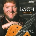J.S.Bach: Partitas for Solo Violin