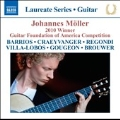Johannes Moller - 2010 Winner of the Guitar Foundation of America Competition