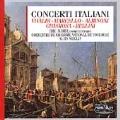 Concerti Italiani / Aubier, Moglia, Toulouse CO
