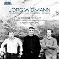 Jorg Widmann: Violin Concerto, Antiphon, Insel der Sirenen