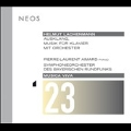 Helmut Lachenmann: Ausklang - Musik fur Klavier mit Orchester