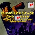 Music for Stage and Screen / Williams, Boston Pops