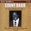 Vol. 1: The Start of a Jazz Legend 1937-1939