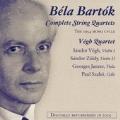 Bela Bartok: Complete String Quartets (The 1954 Mono Cycle)